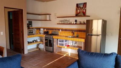 Photo for 1 Bedroom Apartment in flat area near the beach and zocalo