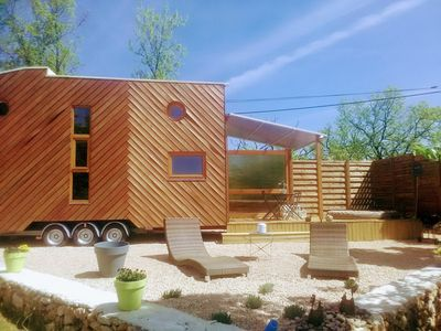 Photo for TINY HOUSE & SPA 2 to 4 people