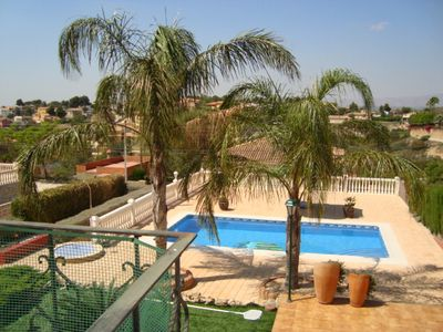 Photo for LOVELY MEDITERRANEAN VILLA WITH PRIVATE SWIMMING POOL