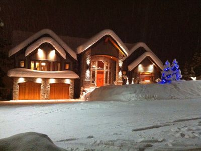 Photo for Sensational Mountain Lodge in the middle of Panorama Village