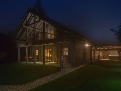 Photo for Wellness Chalet close to Ljubljana