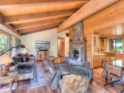Photo for Luxury Squaw Home, 1 Mile from Resort