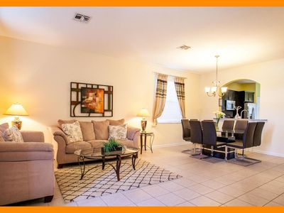 Photo for Windsor Hills Resort 4 - Superior villa with pool & game room near Disney
