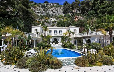 Photo for One of the most beautiful period villas with swimming pool in Cap d'Ail