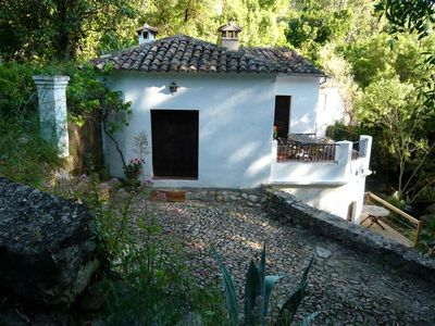 Photo for El Pastor, Watermill in stunning mountain valley near Grazalema South Spain
