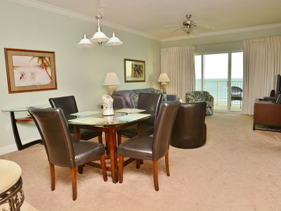 Photo for Crystal Shores West 506 | Beachfront 2BR/2BA | Close To Everything |