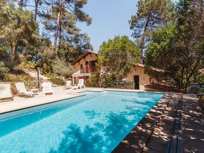 Photo for Villa for 8 persons on a plot of 940m ² not fenced