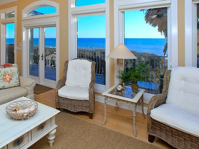 Photo for 36 S San Juan Avenue by Royal Destinations ~ Gulf Front Home!