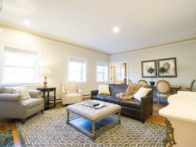 Photo for Large 3.5 BR / 2 BA Penthouse Duplex in Boston's Beacon Hill