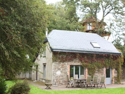 Photo for 2BR Cottage Vacation Rental in HERBEUMONT, Walloon