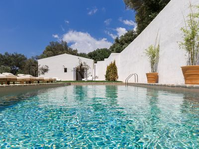 Photo for Casa Apalati is a Corfiot house with private area in Pelekas village.