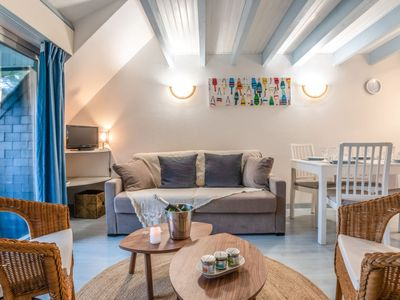 Photo for Apartment Les Pins in Carnac - 4 persons, 1 bedrooms