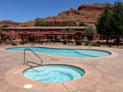 Photo for Nice & new destination townhouse in Kanab Utah