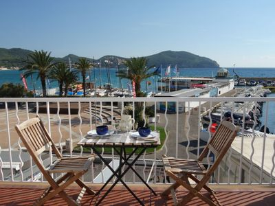 Photo for 2BR Apartment Vacation Rental in Saint-Cyr-sur-Mer