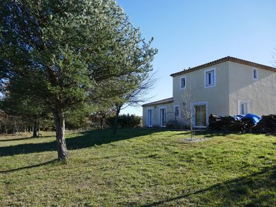 Photo for House in the heart of the green hills of Verdon, close to Lake Artignosc