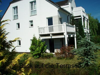 Photo for Cozy apartment, quiet position, 350 m from the Baltic Sea beach with private garden