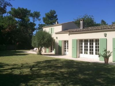 Photo for Rent beautiful villa Ile d'Oleron near beach