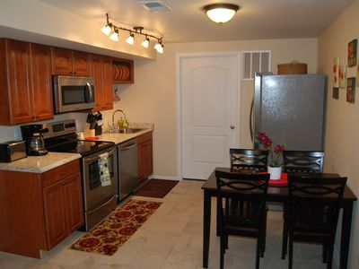 Photo for The Cottonwood 2 Bed 1 Bath Furnished Rental