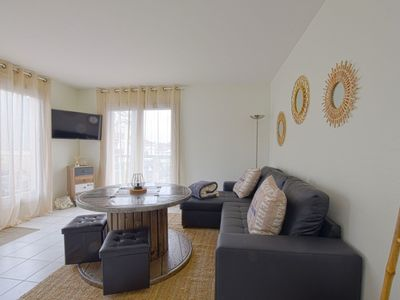 Photo for Virginia Apartment - Andernos Center and Near Beach 3 ***