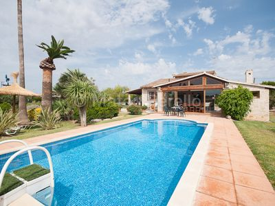 Photo for Es Coscois - Villa in the country