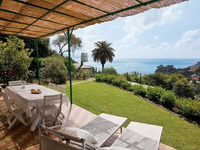 Photo for Vacation home Villa Poc (RAP150) in Rapallo - 8 persons, 4 bedrooms