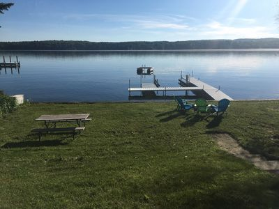 Photo for Cozy Cottage on the Shores of Lake Charlevoix - totally updated