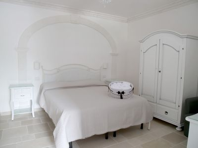 Photo for Villa Angelina, suite with jacuzzi and steam room