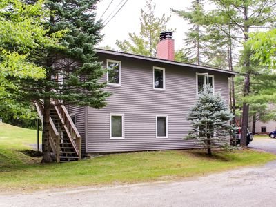 Photo for Duplex for two families w/ hot tub, balcony & fireplaces - close to Mount Snow!