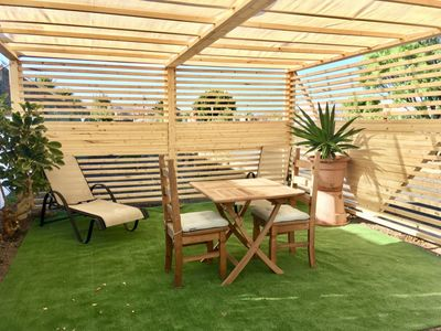 Photo for Terraced house with a quiet apartment near Corralejo