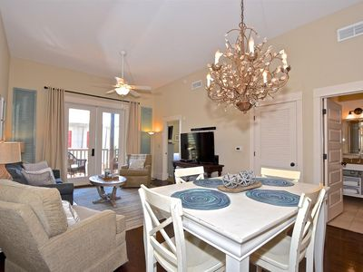 Photo for Sea-renity: New Listing - Gorgeous 2BR Condo! Complimentary Beach Service!