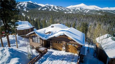 Photo for Spacious Private Home with Amazing Summer Mountain Views