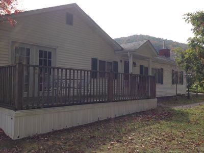 Photo for $100* per nite One of the best deals in the Smokies! Approx 8 miles to Parkway!