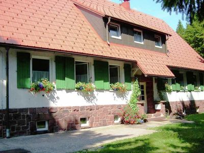 Photo for Large holiday home in a quiet and sunny location in the Thuringian Forest