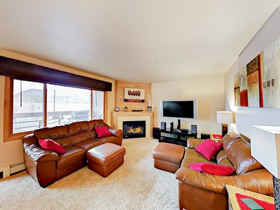 Photo for Serene 2BR Condo in Wildernest – Close to Top Ski Resorts