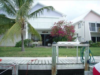 Photo for Abaco, Treasure Cay , Condo with Free Boat Slip, Ground levels