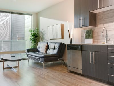 Photo for Belltown Waterfront Suite 2bd 2