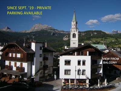 Photo for Flat in the town centre, close to the ski slopes – Wi-Fi - Smart TV - Parking