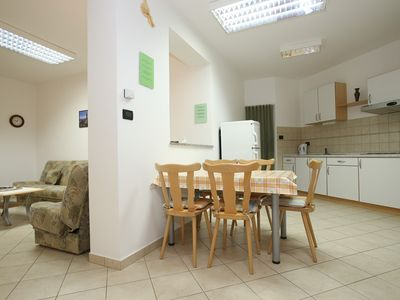 Photo for Apartments Ivanka / Apartment Ivanka with 2 Double Rooms and Terrace