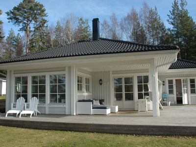 Photo for Modern house near world heritage and Stockholm city