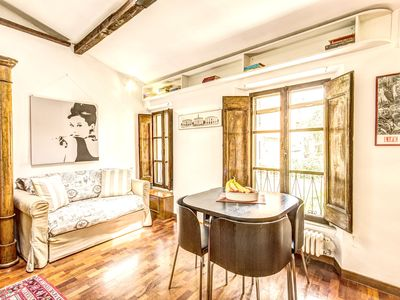 Photo for Homerez last minute deal - Nice apt in Roma and Wifi