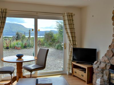 Photo for 1 bedroom accommodation in Clovullin, near Fort William