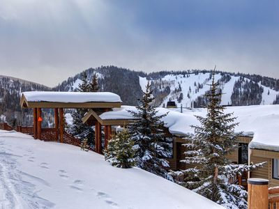 Photo for Abode at Double Eagle | sits slope-side in the Silver Lake area at Deer Valley Resort