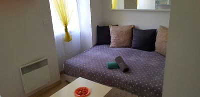 Photo for Apartment 14m2, in Menpenti (park of the 26th centenary, park Chanot, Prado) N ° 3