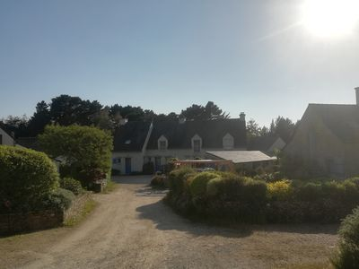 Photo for Pretty house on the Gulf of Morbihan