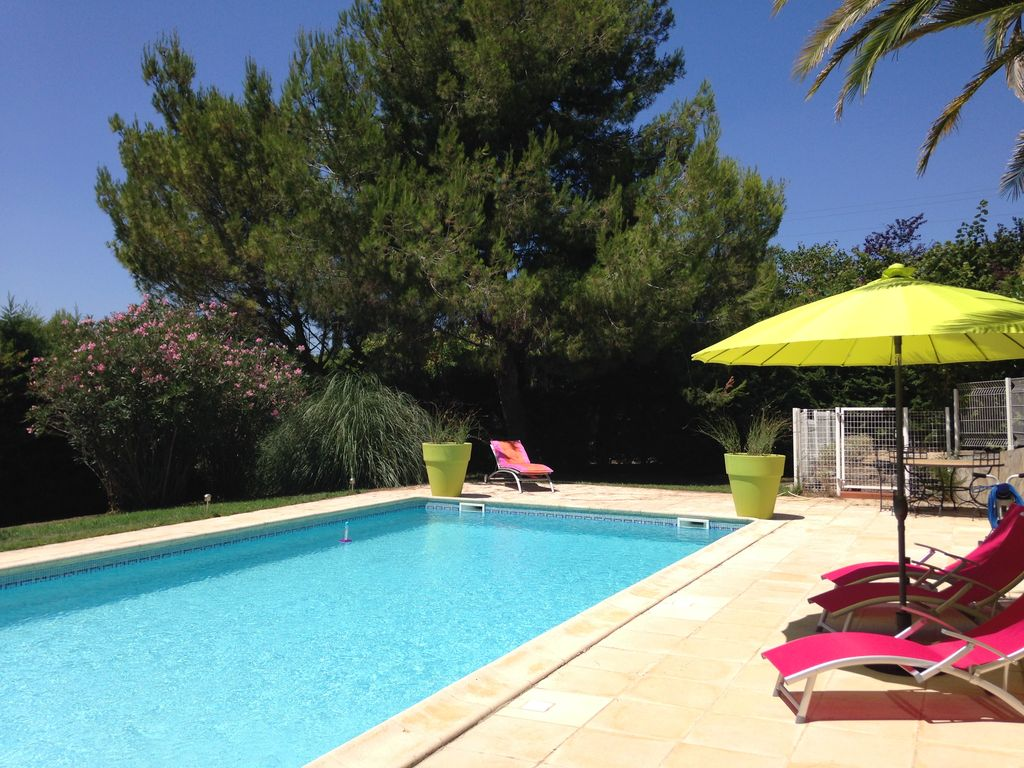 House With Swimming Pool Near The Sea Homeaway B Ziers
