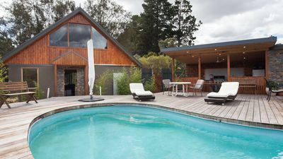 Photo for The Pool House@Kanturk Country Retreat