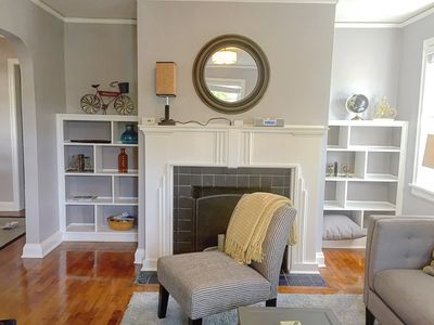 Photo for 3BR Cottage, Walk to East ATL Food and Nightlife