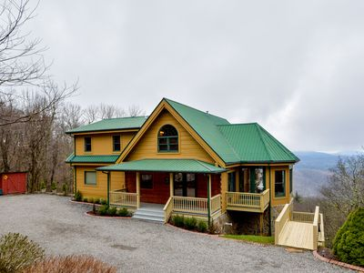 Photo for Top of Boone - Family Favorite, Views, Pet Friendly