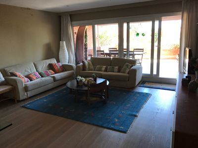 Photo for Absolutely quiet apartment, 10 min walking to the beach