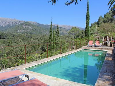 Photo for Fantastic mediterranean villa with a/c and wifi